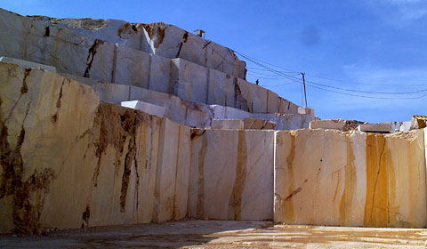 Greek Marble Quarries